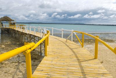 Exploring Isola di Francesco | Blushing Geek