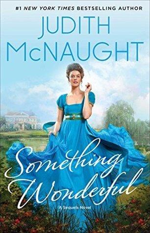 Something Wonderful by Judith McNaught | Blushing Geek