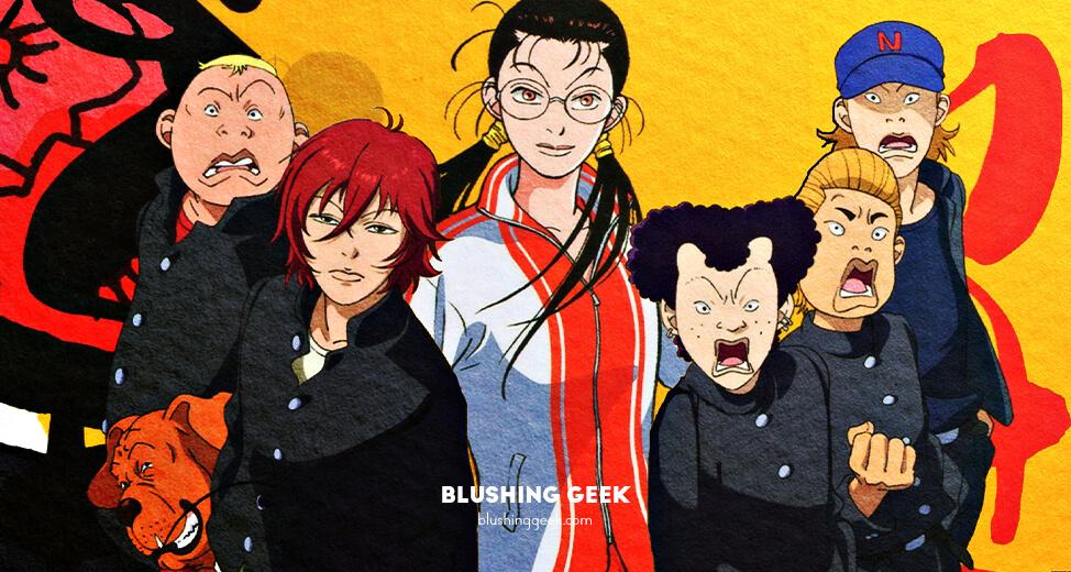 Anime Review – Gokusen | Blushing Geek