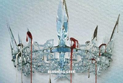 Book Review - Glass Sword by Victoria Aveyard | Blushing Geek