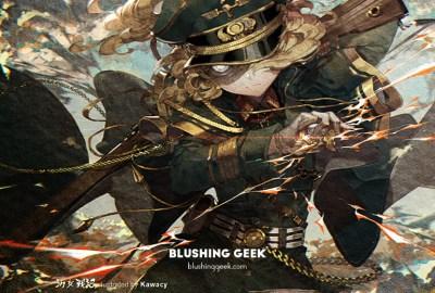 Anime Review - Saga of Tanya the Evil | Blushing Geek