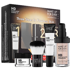 Make Up Forever HD Complexion Starter Kit