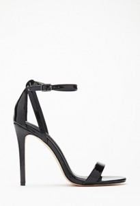 f21-black-metallic-ankle-strap-heels