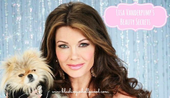 Lisa Vanderpump's Beauty Secrets