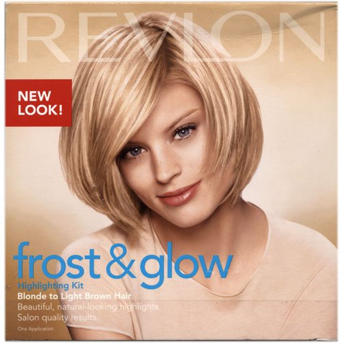 Jessie james decker ombre blonde highlights at home blushing in revlon frost and glow pmusecretfo Gallery
