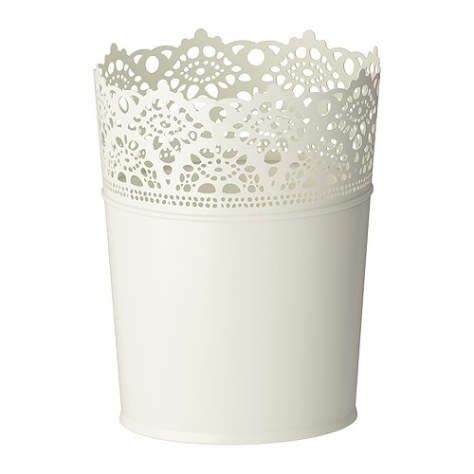 ikea-skurar-plant-pot-white-makeup-brush-holder-scalloped