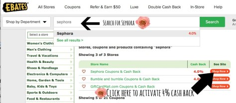 sephora-ebates-discount-coupon-code