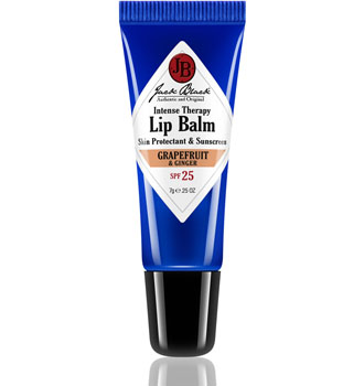 Jack Black Intense Lip Therapy SPF 25 in Grapefruit & Ginger