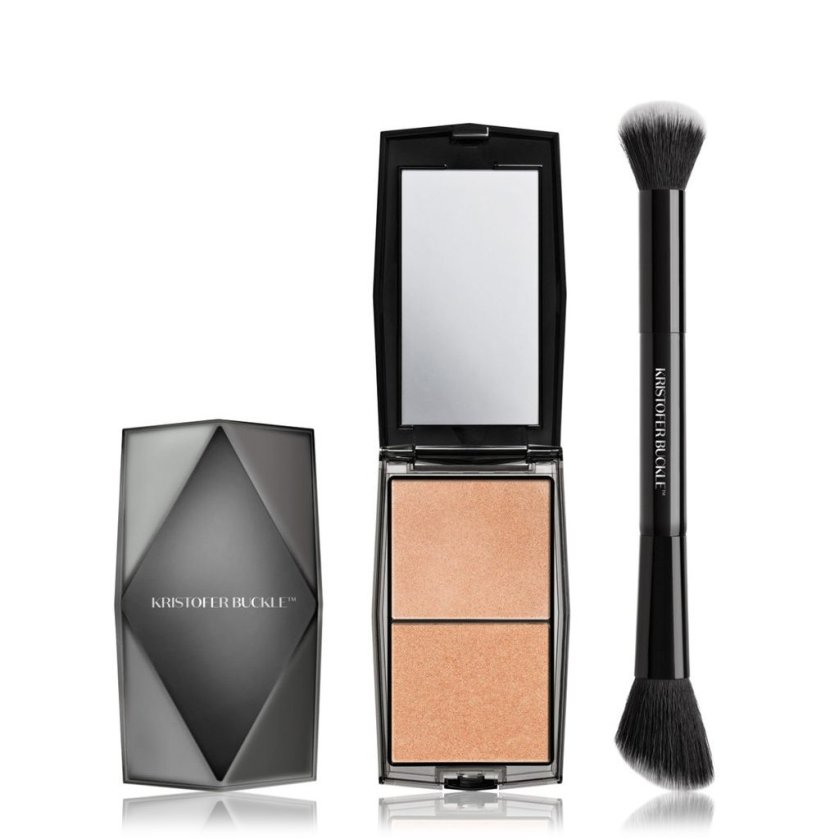 Kristofer Buckle Light Enhancing Duo highlighter set