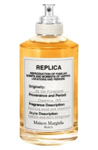 Replica By the Fireplace is a unisex fragrance that is sultry, sexy, and something different just like Erika Jayne