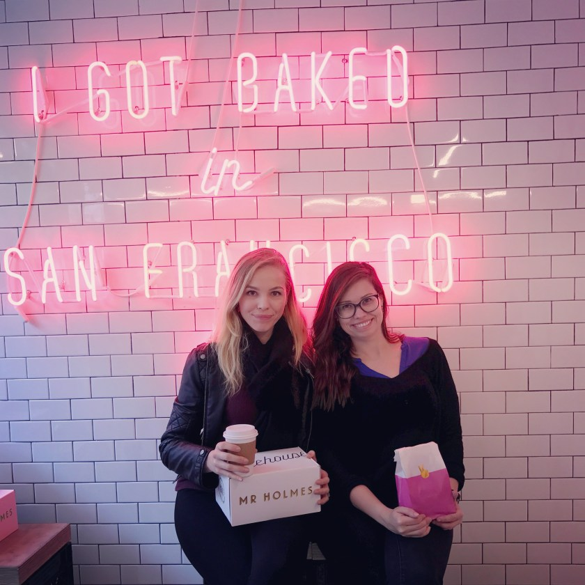 Mr. Holmes Bakery in San Francisco
