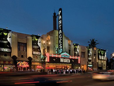 pantages-theater