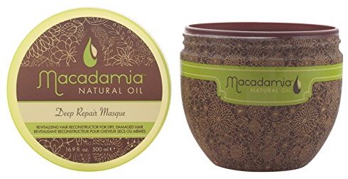 Macadamia Oil Deep Repair Hair Mask