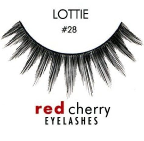 Red Cherry #28 Lottie Eyelashes