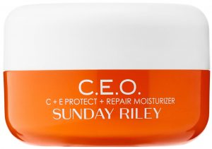 Sunday Riley CEO CE Protect + Repair Moisturizer