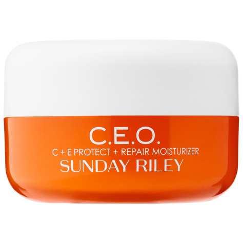 Sunday Riley CEO CE Protect + Repair Moisturizer