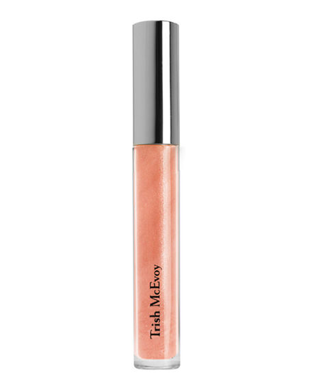 Trish McEvoy lip gloss in Irresistible is a favorite of Kyle Richards of Real Housewives of Beverly Hills.