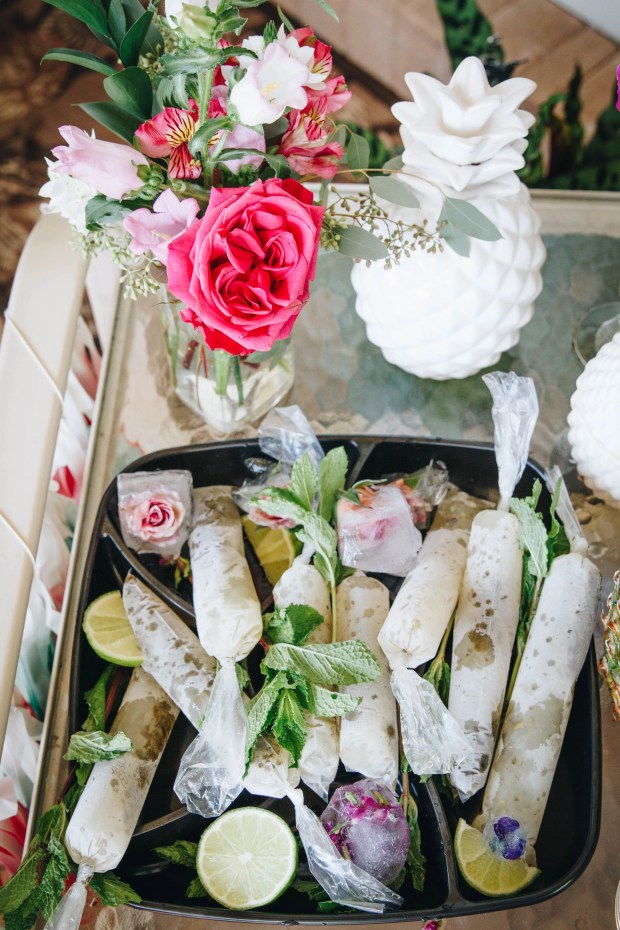 mint-mojito-popsicles-tropical-bridal-shower