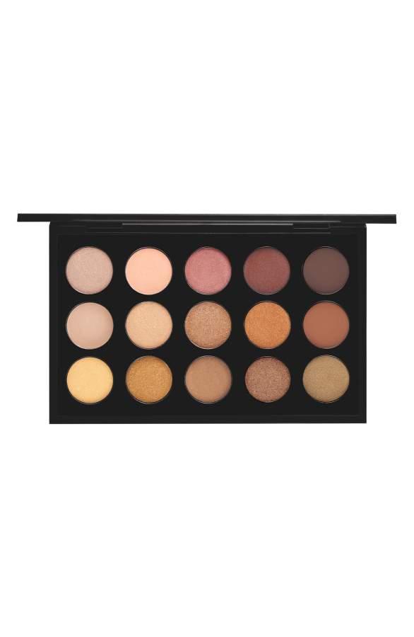 Warm Eyeshadow Palettes: Mac-warm-neutral-times-15-eyeshadow-palette