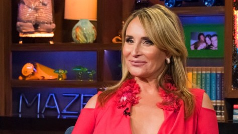 Sonja Morgan of Real Housewives of New York City has had Botox, lip fillers, a non-surgical nose job and silicone in her smile lines.