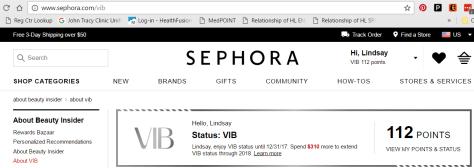 sephora-vib-status