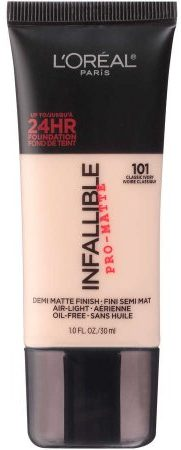 L'Oreal Pro Matte Infallible Foundation