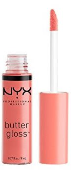 NYX Butter Gloss in Maple Blondie