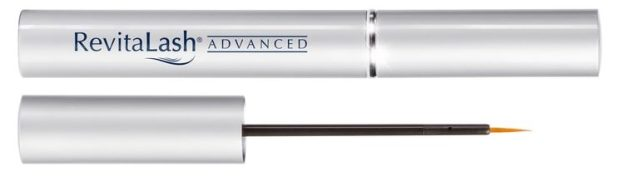 Revitalash ADVANCED is a serum that helps your eyelashes grow super long.