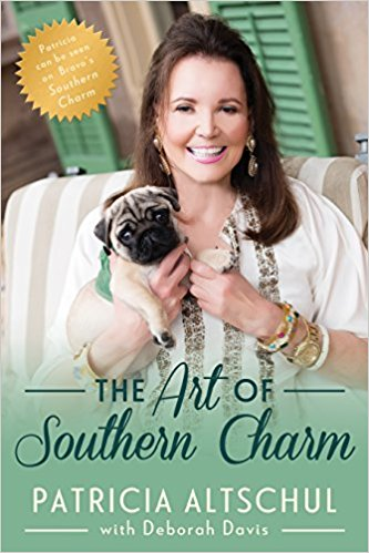The Art of Southern Charm book by Patricia Altschul