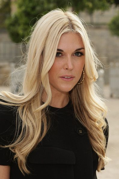 Tinsley Mortimer Beauty Secrets Blushing In Hollywood