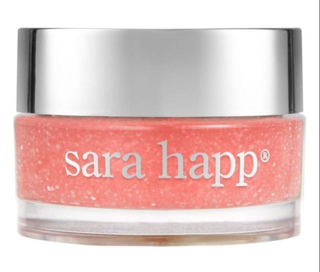 Sara Happ Lip Scrub in Pink Grapefruit