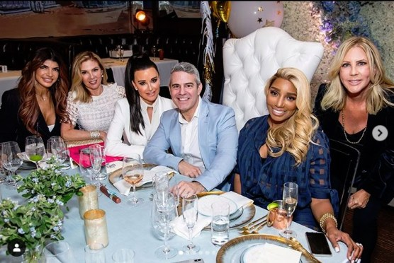 Andy Cohen's Baby Shower