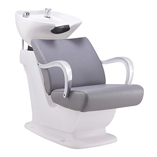 Beauty Salon Chair with Shampoo bowl. Pretty sure this is the exact one Kyle Richards has in her home hair salon!