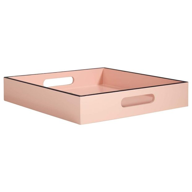 Jonathan Adler Pink Serving Tray