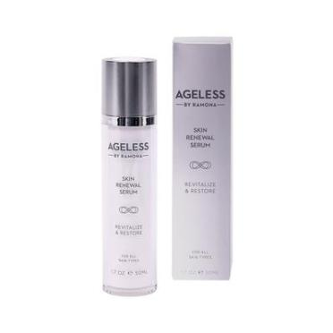 Ageless By Ramona Skin Renewing Serum Photo: AgelessbyRamona.com