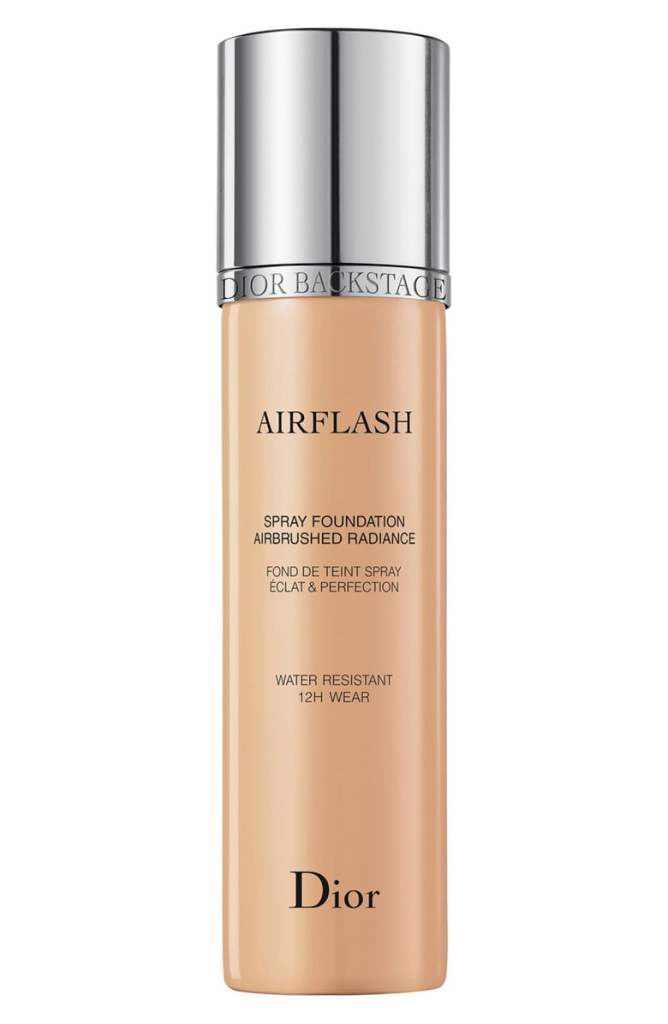 Dior Airflash Spray Foundation in 3 Warm 301