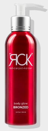 RCK Body Glos in Bronzed by Ofra Cosmetics and Celebrity Makeup Artist Joanna Schlip