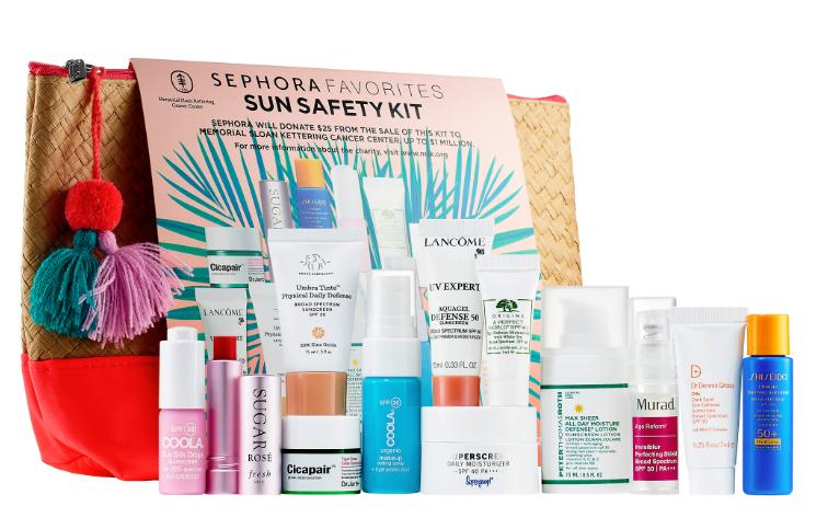 Sephora Sun Safety Kit 2019
