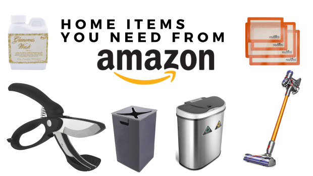 What to Buy on Amazon for Your Home