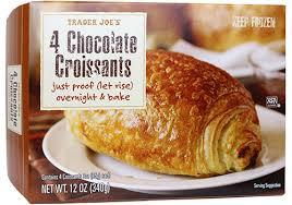 Trader Joe's 4 Chocolate Croissants. Photo: TraderJoes.com