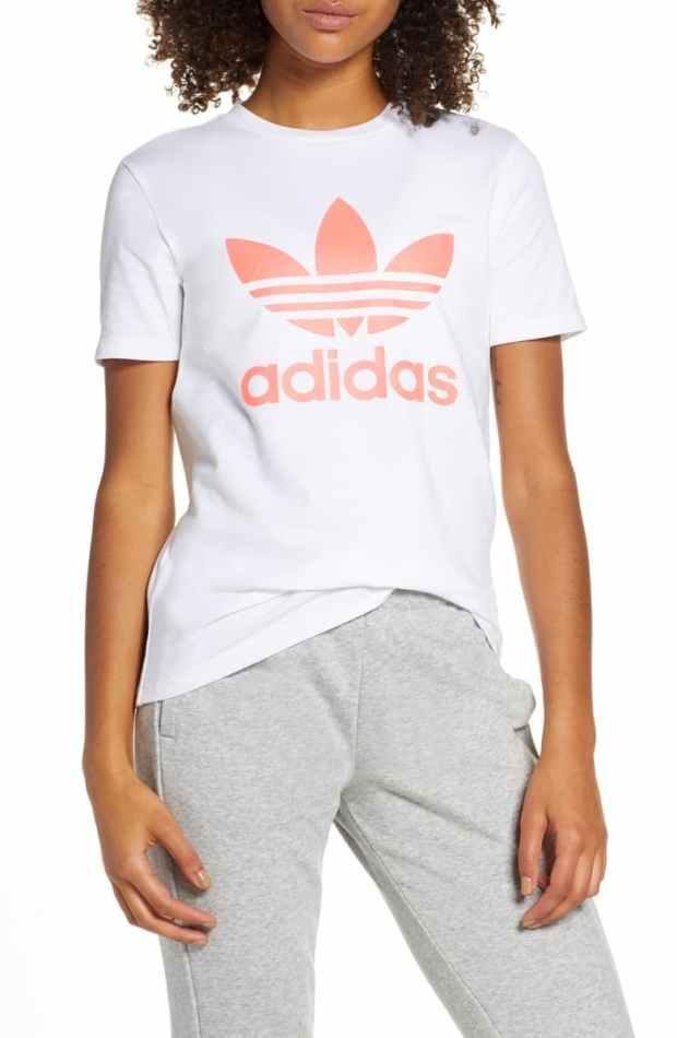 Adidas Trefoil Tee