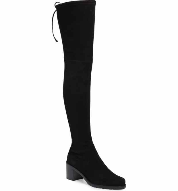 Stuart Weitzman Darla Over the Knee Boots