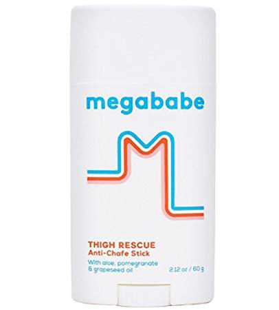 Megababe Thigh Rescue Anti Chafe Stick