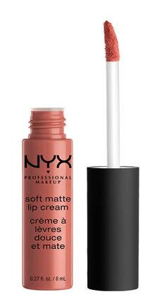 NYX Soft Matte Lip Cream in Cannes