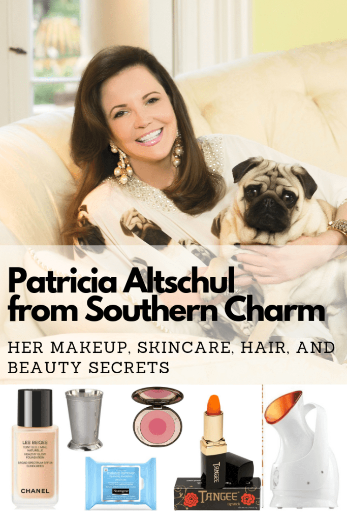 Patricia Altschul from Southern Charm's Beauty Secrets