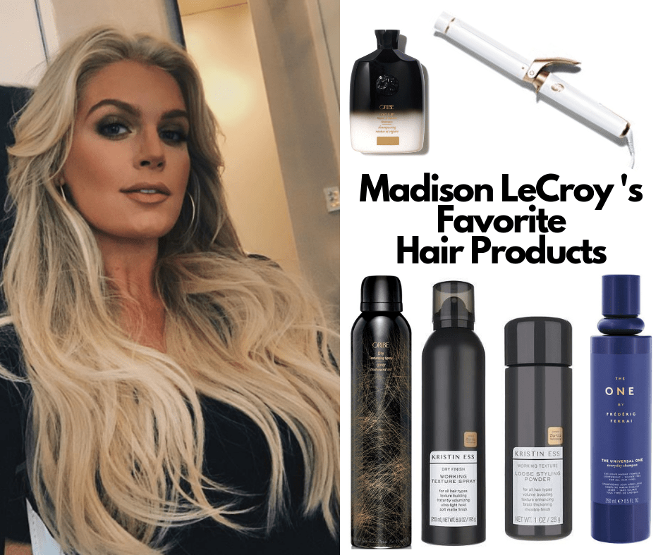 Madison Lecroy From Southern Charm's Favorite Hair Products and Tools