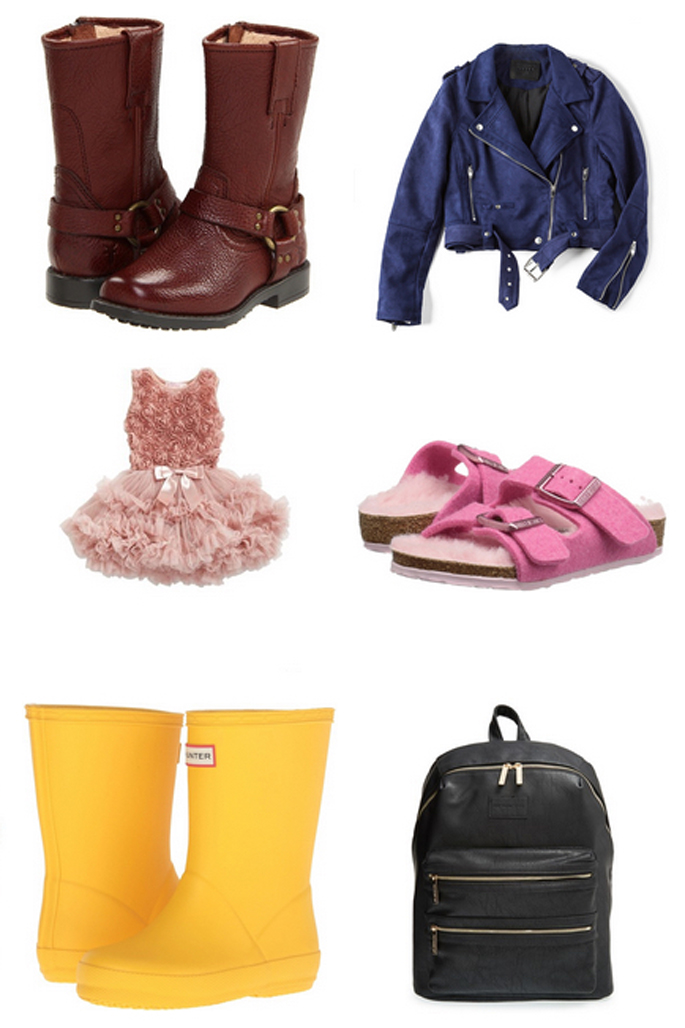 Baby and kid style must haves