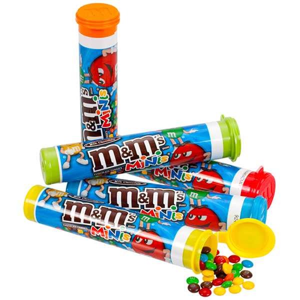 what m&m's doesn't want you to know | m&m's minis tube Mom hack | 5 for the price of 1