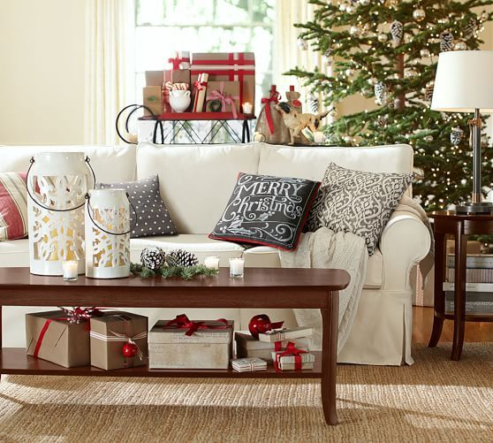 All Things Christmas Restoration Hardware Pottery Barn