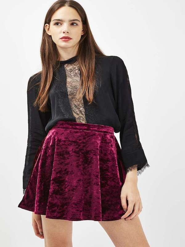 ab33d51b70e Velvet Pieces to Wear for the Holidays - Blush Magazine